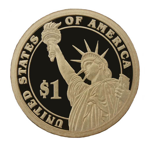 2010 S Lincoln Proof Dollar
